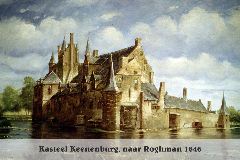 Kasteel Keenenburg, naar Roghman