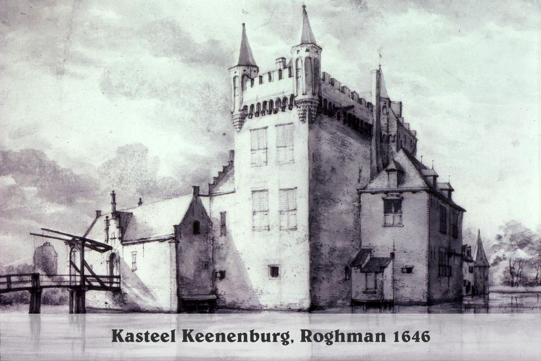 Kasteel Keenenburg1646-Roelant Roghman