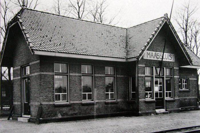 WSM station Maassluis